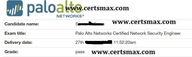 Passing Palo Alto Networks Exams